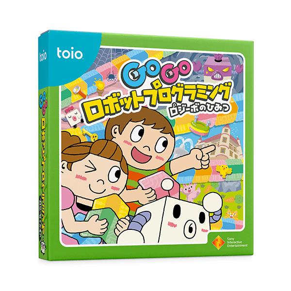GoGo ロボットプログラミング ~ロジーボのひみつ~